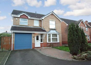 Thumbnail 4 bed detached house for sale in Loughrigg Walk, Ackworth, Pontefract