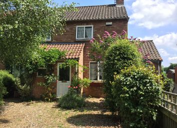 Thumbnail 4 bedroom semi-detached house to rent in Marsh Lane, Worlingham, Beccles