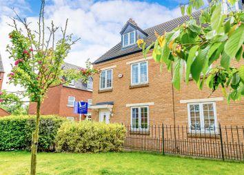 Thumbnail 3 bed town house for sale in Gilbert Scott Gardens, Gawcott, Buckingham