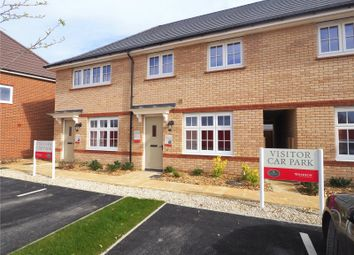 Thumbnail 2 bed terraced house for sale in Mill Lane, Hauxton, Cambridge, Cambridgeshire