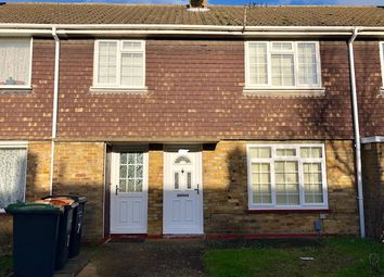 Thumbnail 3 bed terraced house to rent in Eden Way, Bedford