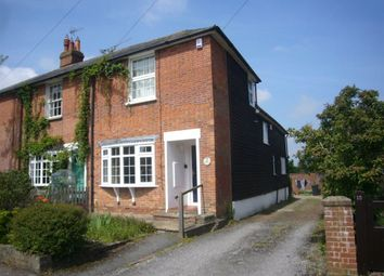 Thumbnail 3 bed property to rent in High Street, East Hoathly, Lewes