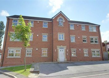 Thumbnail 2 bed flat to rent in Saxton Close, Chesterfield, Derbyshire
