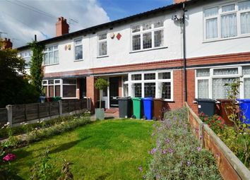 Thumbnail 3 bedroom terraced house to rent in Tunstead Avenue, West Didsbury, Manchester