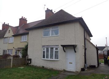 Thumbnail 3 bed end terrace house to rent in 8 Green Lane, Woodlands, Doncaster, South Yorkshire