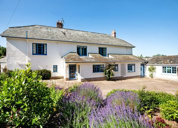 Thumbnail 6 bed detached house for sale in Church Hill, Otterton, Budleigh Salterton
