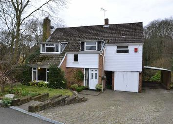 Thumbnail 4 bed detached house for sale in Berrys Road, Upper Bucklebury, Berkshire
