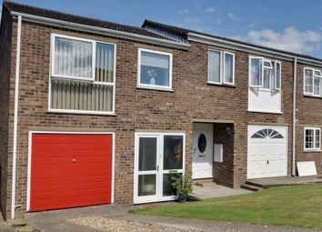 Thumbnail 3 bedroom end terrace house for sale in Beldam Avenue, Royston, Hertfordshire