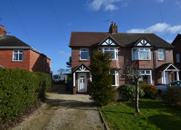 Thumbnail 3 bed semi-detached house to rent in Dig Lane, Wybunbury, Nantwich