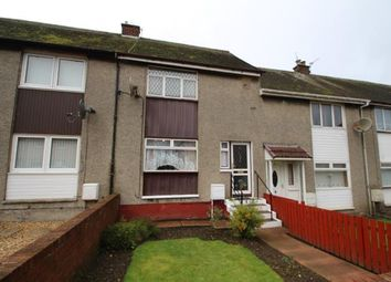 Thumbnail 2 bed terraced house for sale in Baird Crescent, Condorrat, Cumbernauld, North Lanarkshire