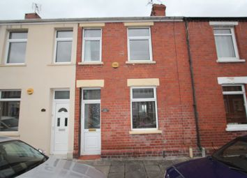 Thumbnail 3 bedroom terraced house for sale in Dunraven Street, Barry