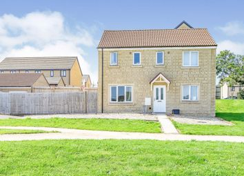 Thumbnail 3 bed detached house for sale in Buttercup Close, Frome