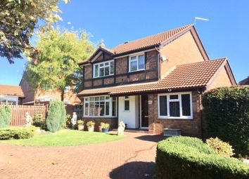 Thumbnail 4 bed detached house for sale in Fennel Court, Northampton