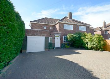 Thumbnail 3 bed semi-detached house for sale in Station Road, Thatcham
