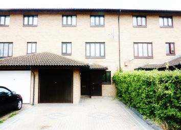 Thumbnail 4 bed terraced house for sale in Eastgate Close, Thamesmead, London