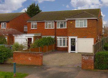 Plough Road, Epsom, Surrey KT19. 3 bed semi-detached house