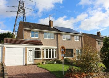 Thumbnail 3 bed semi-detached house for sale in Everard Close, Henwick Park, Worcester