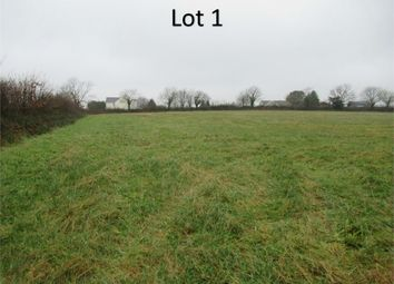 Thumbnail Land for sale in Penffordd, Clynderwen