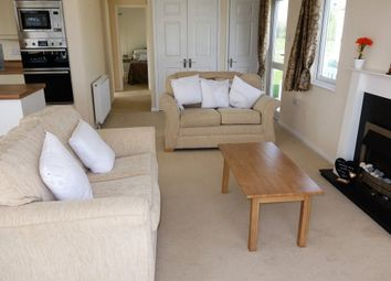Thumbnail 2 bed mobile/park home for sale in Corton, Lowestoft