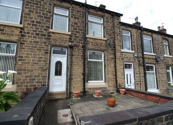 Thumbnail 2 bedroom terraced house for sale in Casson Street, Cowlersley, Huddersfield