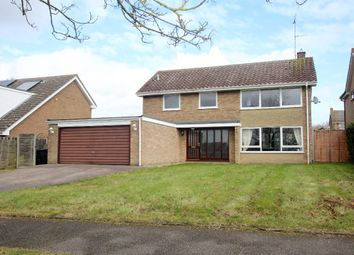 Thumbnail 4 bed detached house for sale in Churchill Avenue, Haverhill