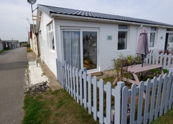 Thumbnail 2 bed mobile/park home for sale in 83A Fifth Avenue, South Shore Holiday Village, Bridlington