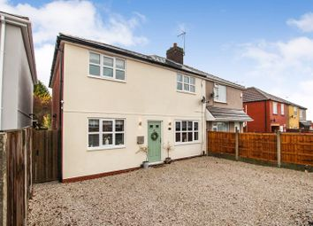 Thumbnail 4 bed semi-detached house for sale in Hamlet Lane, South Normanton, Alfreton