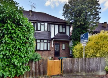 Thumbnail 1 bed semi-detached house for sale in Newark Way, Hendon, London