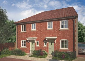 Thumbnail 3 bed semi-detached house for sale in Broughton Court, Broughton Gifford, Melksham