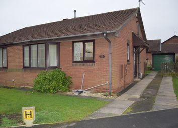 Thumbnail 2 bed semi-detached bungalow to rent in Sycamore Copse, Wakefield