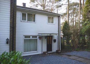 Thumbnail 3 bed end terrace house to rent in Ripplesmere, Bracknell