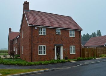 Thumbnail 3 bed property to rent in Jeckells Road, Stalham, Norwich