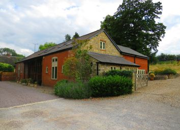 Thumbnail 6 bed barn conversion for sale in Gayhurst, Newport Pagnell