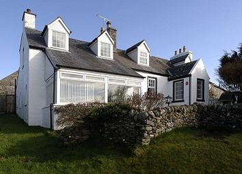 Thumbnail 4 bed detached house for sale in Challoch Farmhouse, Sandhead, Stranraer