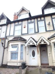 Thumbnail 4 bed terraced house to rent in Slade Road, Erdington, Birmingham
