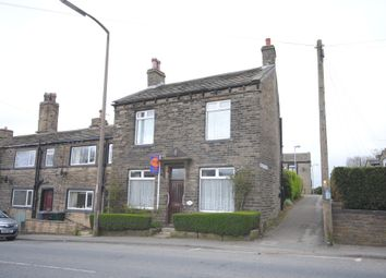 Thumbnail 3 bed cottage for sale in Ambler Thorn, Queensbury, Bradford