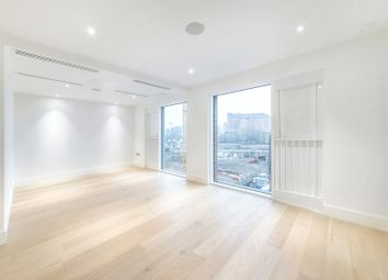 Thumbnail 4 bed flat to rent in Central Avenue, Fulham Riverside