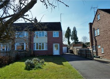 Thumbnail 3 bed semi-detached house for sale in Netherhall Way, Cambridge