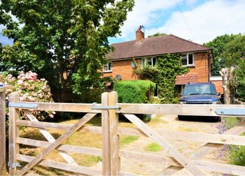 Thumbnail 3 bed end terrace house for sale in Stonedene Close, Forest Row