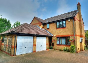 Thumbnail 5 bedroom detached house for sale in Drayton Lodge Park, Norwich