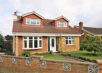 Thumbnail 4 bed detached house for sale in Fieldhouse Road, Humberston