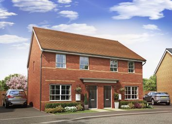 "Thumbnail 3 bedroom semi-detached house for sale in ""Maidstone"" at Station Road, Carlton, Goole"
