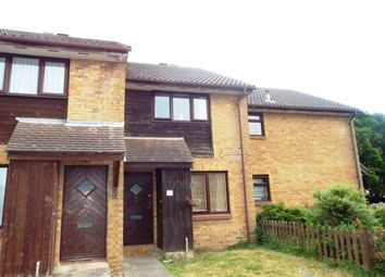 Thumbnail 2 bed terraced house to rent in Celandine Avenue, Locks Heath, Southampton