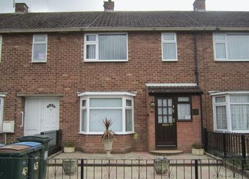 Thumbnail 2 bed terraced house for sale in Mary Slessor Street, Willenhall, Coventry