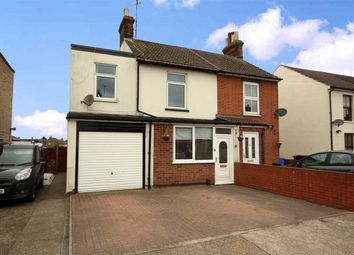 Thumbnail 4 bed semi-detached house for sale in Britannia Road, Ipswich