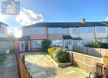Thumbnail 3 bed end terrace house for sale in The Loning, Enfield