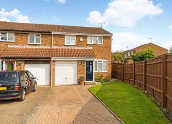 Fairfax Close, Thame OX9. 3 bed semi-detached house