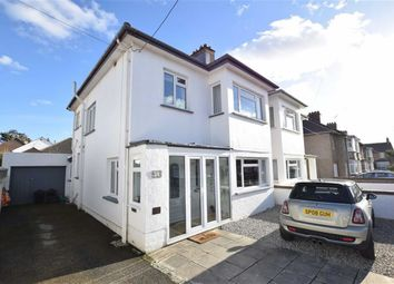 Thumbnail 3 bed semi-detached house for sale in Summerleaze Avenue, Bude