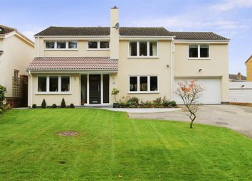 Thumbnail 5 bedroom detached house for sale in Sandy Lane, Charlton Kings, Cheltenham