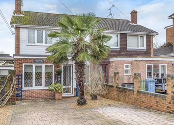 Thumbnail 3 bed semi-detached house for sale in Binfield, Bracknell, Berkshire